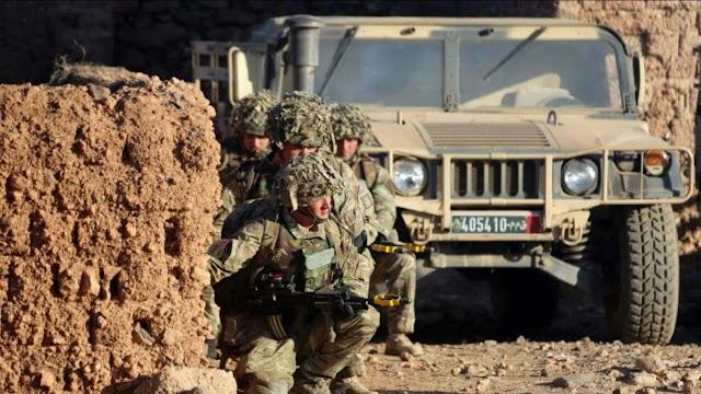 Où les familles des martyrs de la guerre du désert de la réponse du ministre chargé du ministère de la Défense nationale ??????