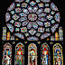 3 PICS: CHARTRES CATHEDRAL WINDOWS