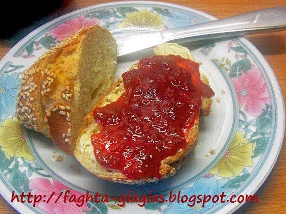 Μαρμελάδα Φράουλα - από «Τα φαγητά της γιαγιάς»