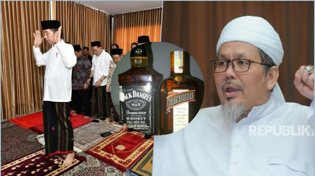 Keran Investasi Miras Dibuka Jokowi, Tengku: Dulu Jadi Imam Salat, Kini Apa Lacur…