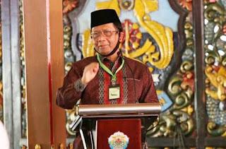 Dihadapan Ulama Madura, Mahfud MD: Saya Baru Baca, Ternyata RUU HIP Agak Sensitif