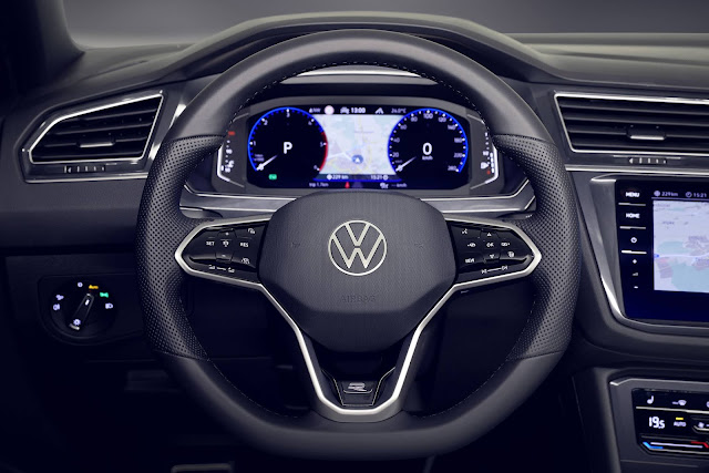 Novo VW Tiguan 2021 eHybrid