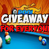 8 BALL POOL GIVEAWAY UNIQUE ID :