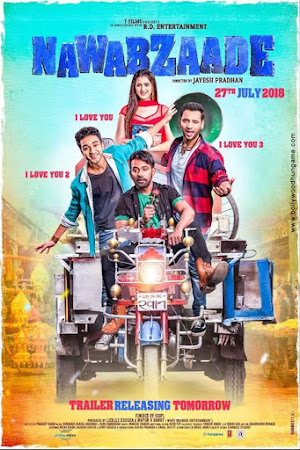 Nawabzaade (2018) Movie Poster