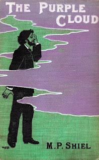 La nube purpurea - M. P. Shiel prima edizione