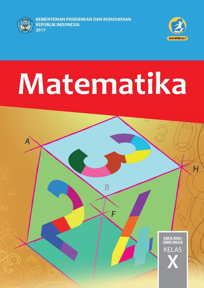 Buku Siswa SMA/MA Kelas X Matematika