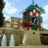 Reloj Cucú en Villa Carlos Paz en Argentina