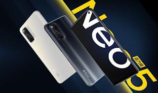 مواصفات و سعر موبايل/هاتف/جوال/تليفون فيفو vivo iQOO Neo 5 Lite مواصفات و سعر فيفو ايه كيو او او نيو 5 لايت  V2118A