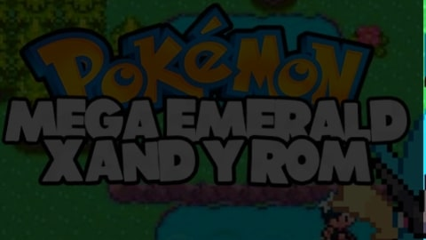 Pokemon Mega Emerald x and y Download [100% working]
