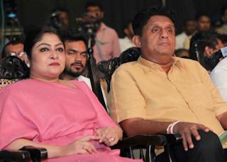Sajith Premadasa and Jalani Premadasa