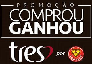Cadastrar Promoção Máquina Café Três Comprou Ganhou