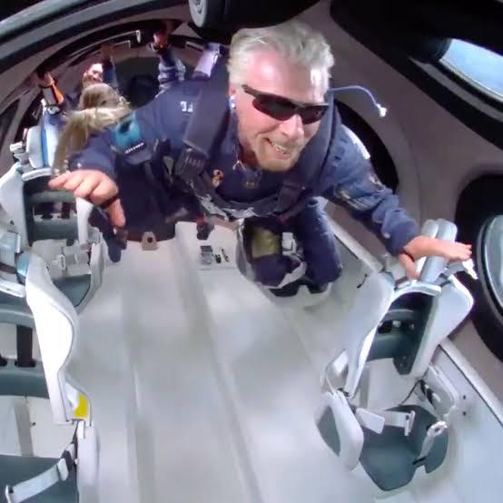 Space Tourism - Jeff Bezos vs Richard Branson vs Elon Musk