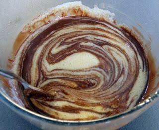 chocolate fundido con aceite