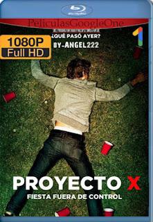 Proyecto X (2012) [1080p BRrip] [Latino-Inglés] [LaPipiotaHD]