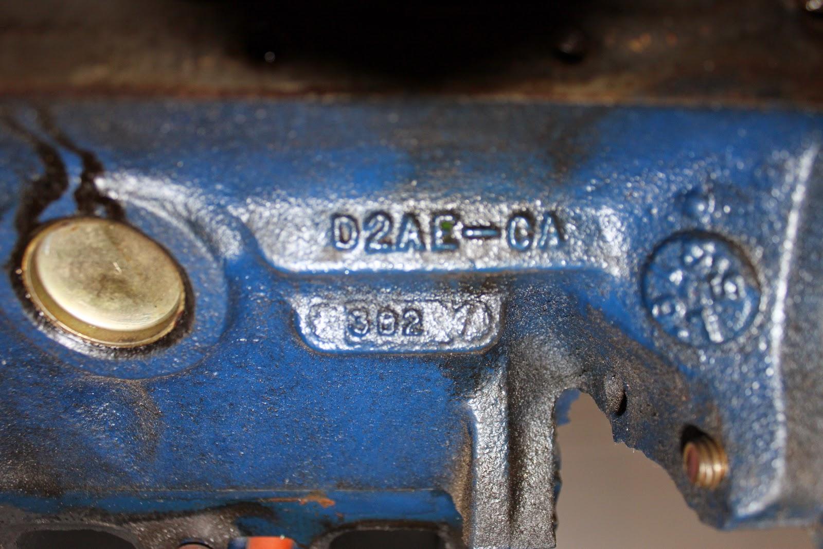 Img on Ford 302 Block Identification