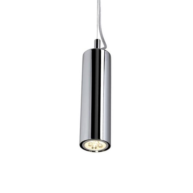 Cily cromo lampadario sospensione olux illuminazione for Lampade bagno design