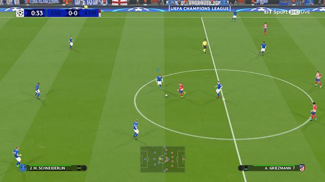 PES 2017 UEFA Champions League Mod 2018/2019 Beta ~ Micano4u