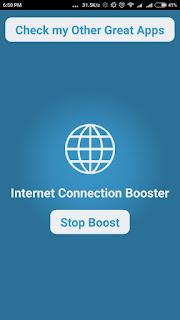 Internet Speed Booster Aplikasi Android Ini Dapat Mempercepat Koneksi