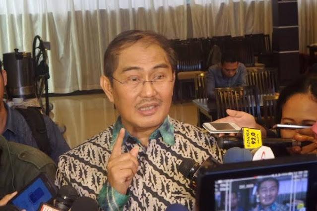 Prof Jimly: Pahit, Merasa Dikhianati, Siapkan untuk 2024