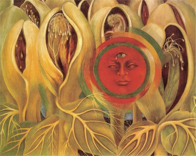 Фрида Кало - Солнце и жизнь. 1947