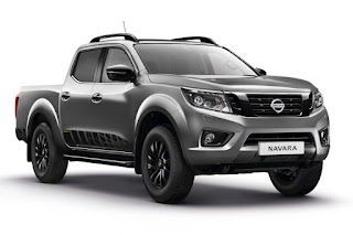 Nissan Navara N-Guard Double Cab (2018) Front Side 1