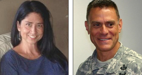 Female blogger is ordered to pay US Army colonel she accused of rape $8.4million in damages after he claimed the false allegations cost him a sparkling military career
