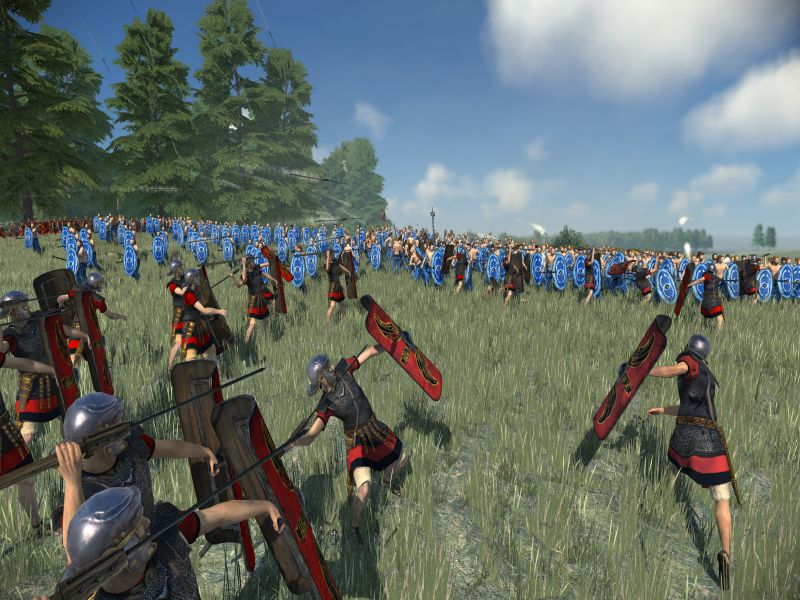Download Total War ROME REMASTERED Free Full Game For PC