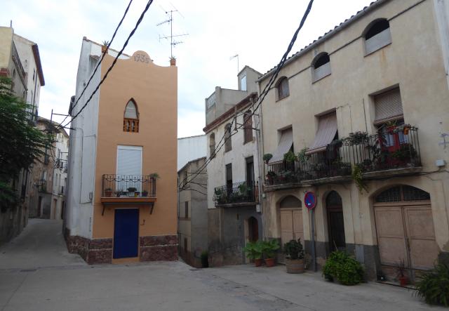 Plaça del Masroig
