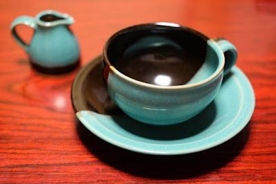 鳥取 因州・中井窯 紅茶椀orコーヒーカップ