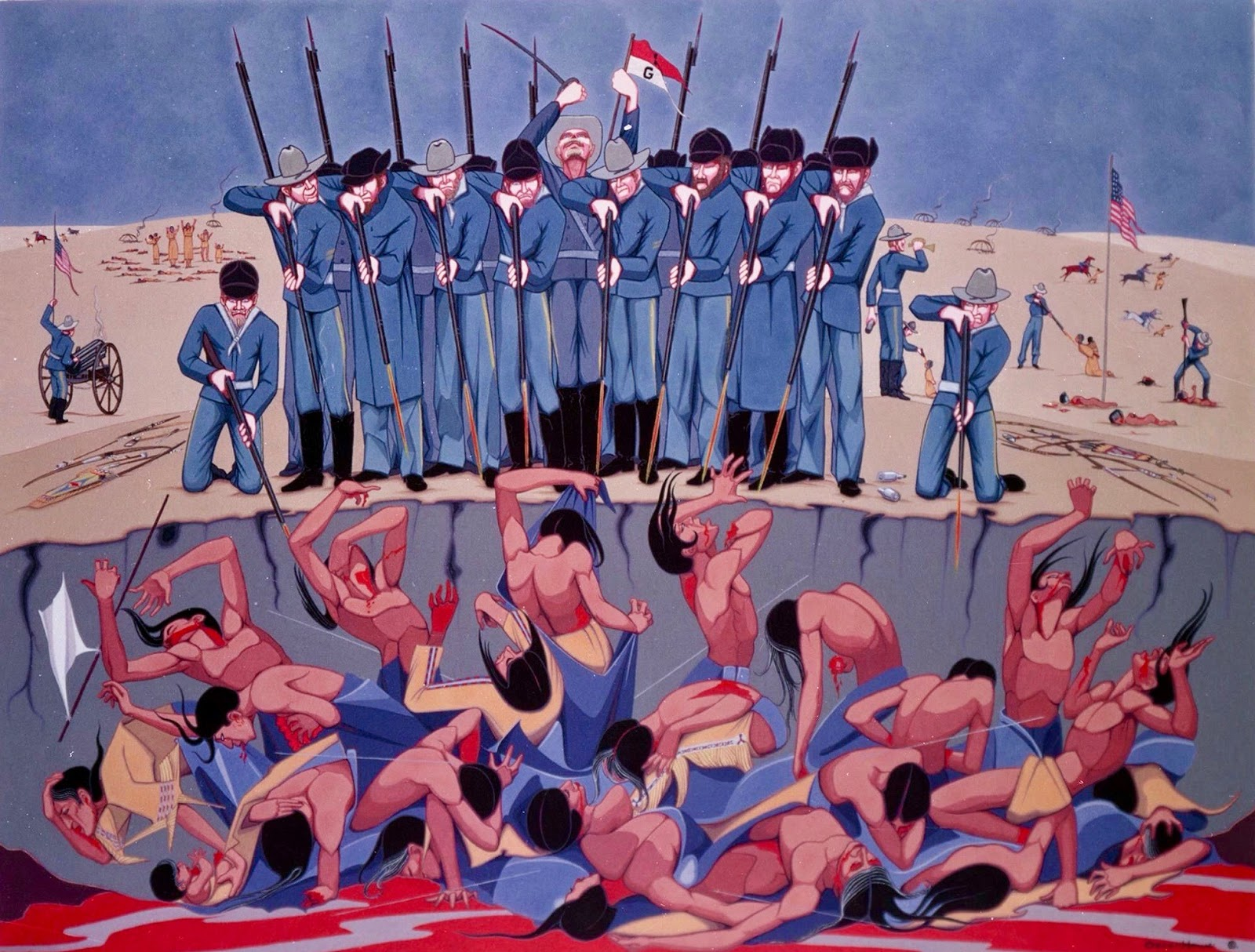 We are Wounded by Wounded Knee: A People Remembers & Hopes for Reconciliation During Christmas
