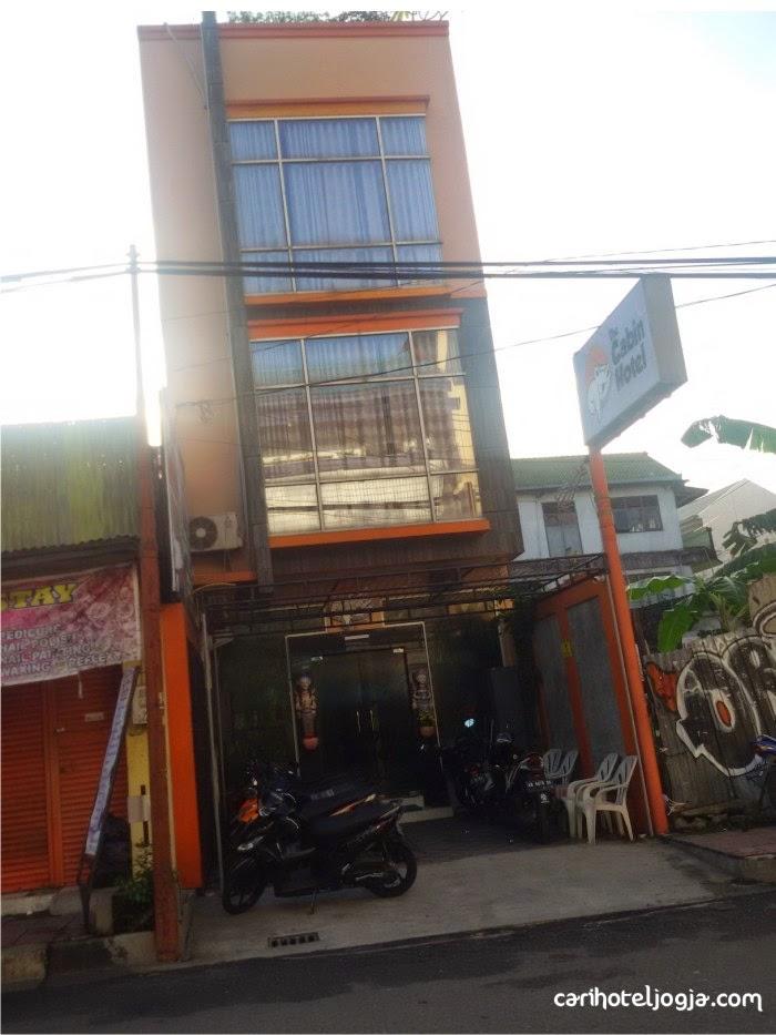 The Cabin Hotel Yogyakarta