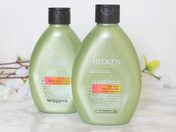 Redken Curvaceous Shampoo & Conditioner