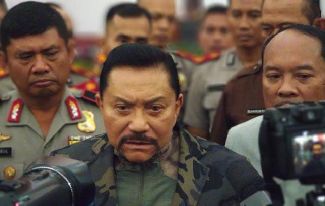 Hendropriyono Bermanuver Politik di Konflik Papua