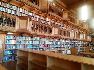 visite leuven en amoureux bibliothèque