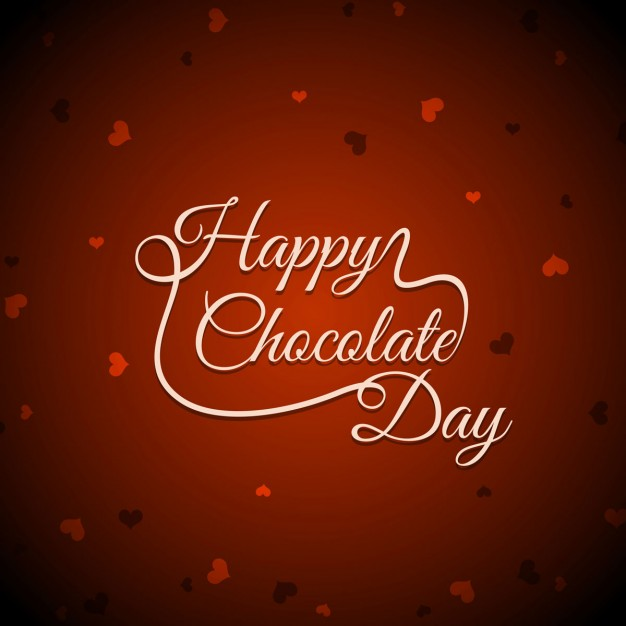 chocolate day friends