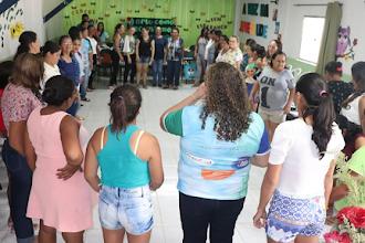 OSC CEACRI promove encontro com os voluntários em Itapiúna