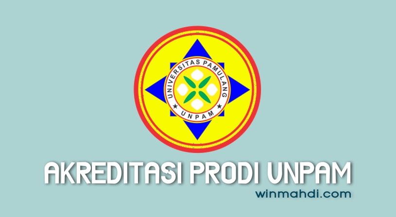 Akreditasi Prodi UNPAM