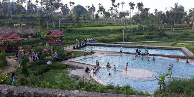 Kampung Wisata Tirta Agung Bondowoso