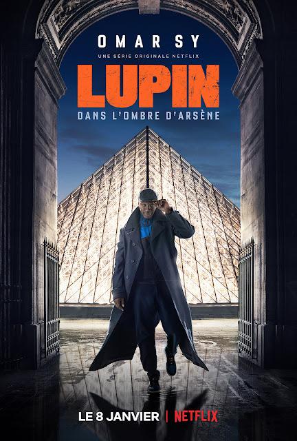 Série TV Lupin L'Agenda Mensuel - Janvier 2021