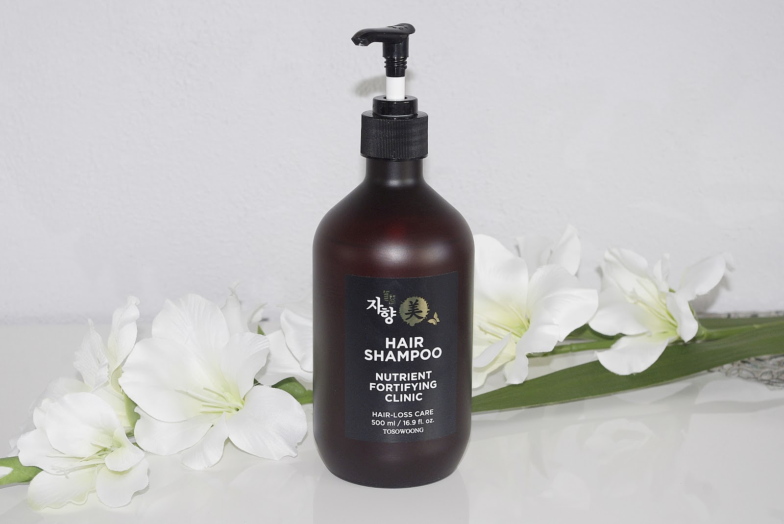 Tosowoong Nutrient Fortifying Clinic Hair Shampoo