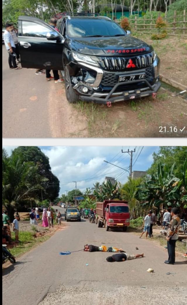 Kecelakaan Maut Melibatkan Mobil Pejabat, Kasatlantas Polres Muba Enggan Berkomentar