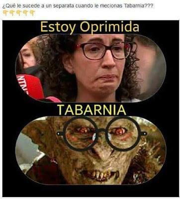 Marta Rovira, Tabarnia, oprimida