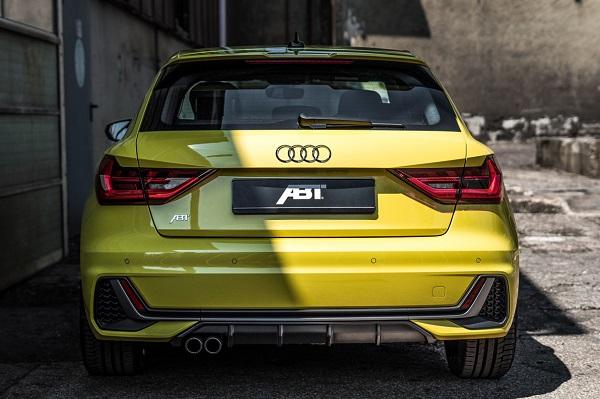 Audi A1 Sportback preparado por ABT