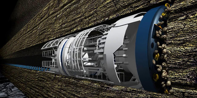 Elon Musk's Boring Company Wants to Build a Second Giant Tunnel Under LA