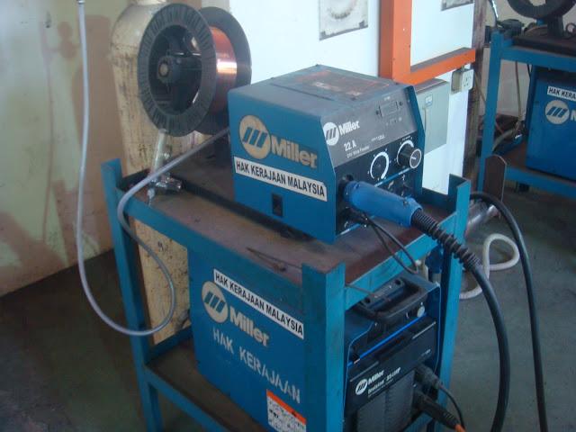 Shielding Gas Metal Arc Welding
