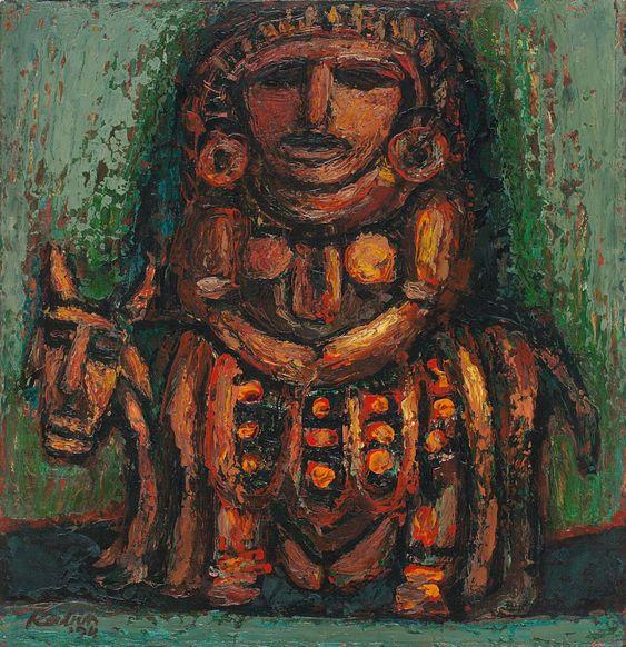 """Primitivism and Modern Indian Art"" Exhibition at DAG in Mumbai"