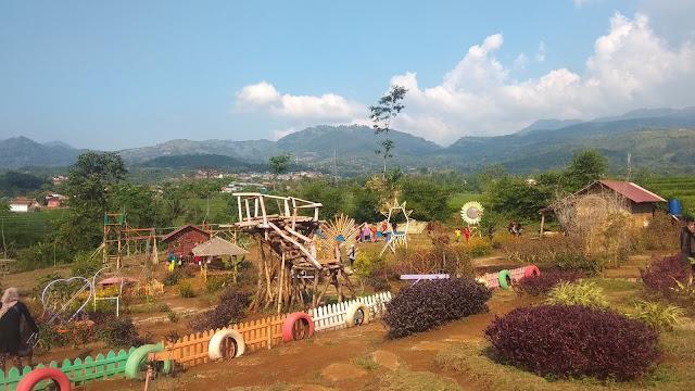 Taman Bunga Sindangsari Paseh Bandung