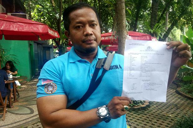 Lagi, Sekarang Giliran Ketua DPP Hanura Laporkan Sukmawati Ke Polda Metro Jaya