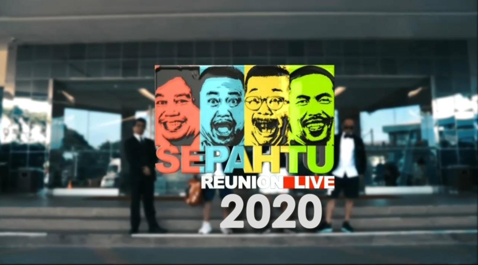 Sepahtu Reunion Live (2020)