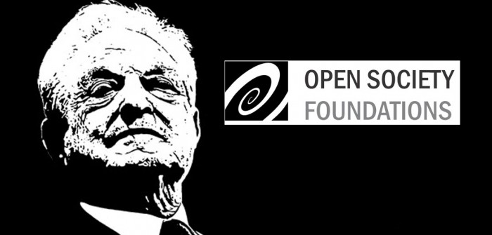 George Soros, Founder, Open Society Foundations.